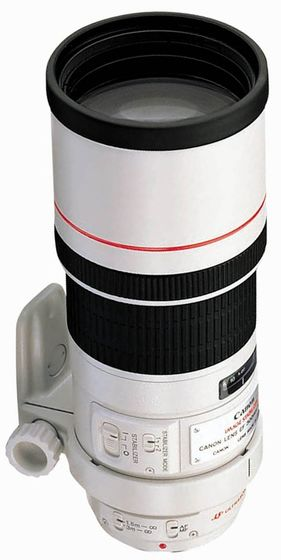 Canon EF 300 mm f/4,0 L IS USM
