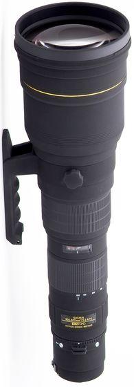 Sigma 300-800mm f/5,6 APO EX DG HSM pro Nikon