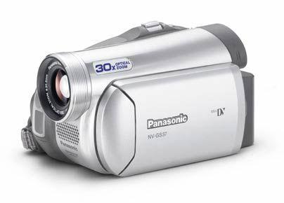 Panasonic NV-GS37EP-S