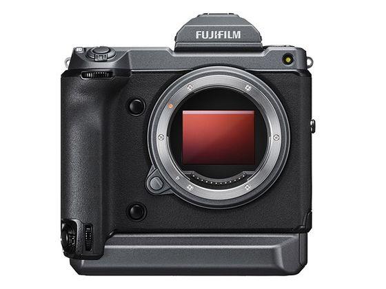 Fujifilm GFX 100 tělo
