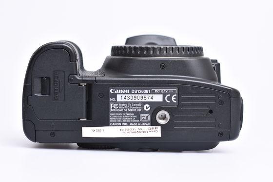 Canon EOS 20D tělo bazar