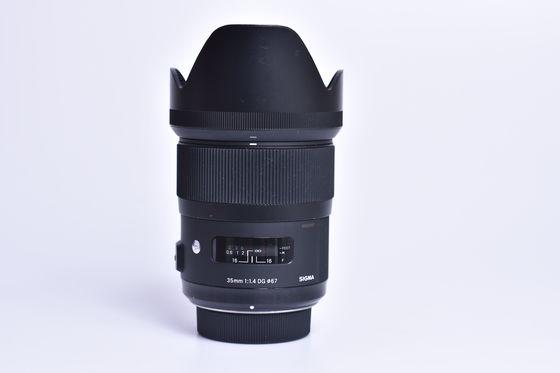 Sigma 35mm f/1,4 DG HSM Art pro Nikon bazar