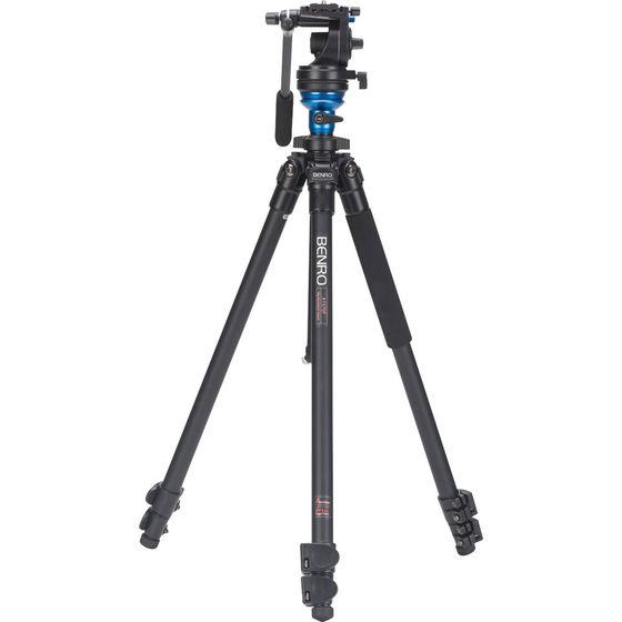 Benro A1573F + videohlava S2