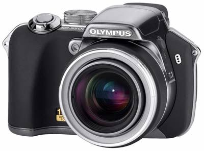 Olympus SP-550 šedý ULTRA ZOOM