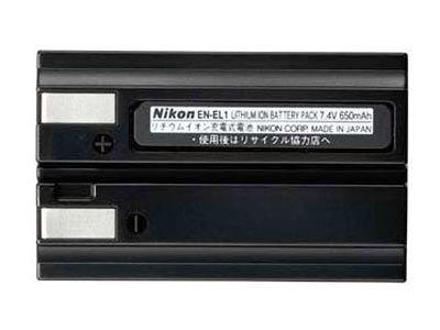 Nikon EN-EL1 akumulátor