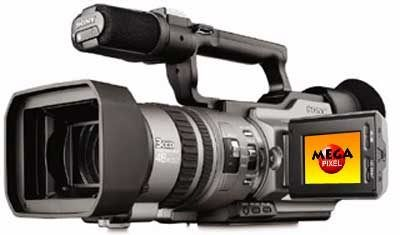Sony DCR VX2100E