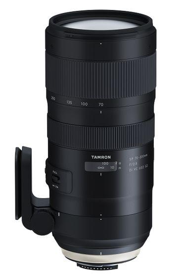 Tamron SP 70-200 mm F/2.8 Di VC USD G2 pro Nikon