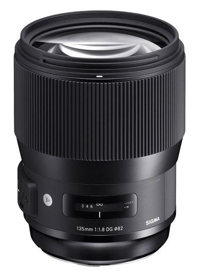 Sigma 135 mm F1.8 DG HSM Art pro Canon