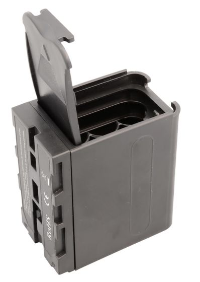Fomei bateriové pouzdro pro 6xAA / NP-F