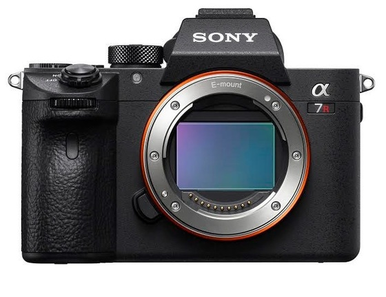 Sony Alpha A7R III - Video kit
