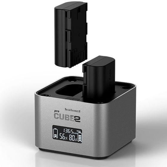 Hähnel duální nabíječka Procube 2 pro Canon