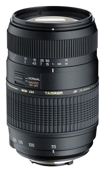 Tamron AF 70-300 mm f/4,0-5,6 Di LD Macro pro Nikon