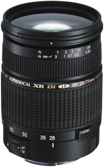 Tamron AF SP 28-75 mm f/2,8 XR Di LD (IF) Asp. Macro pro Canon