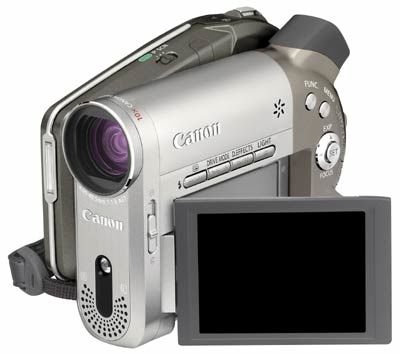 Canon DC 20 DVD