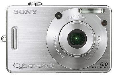 Sony DSC-W50 + MS DUO 512MB karta zdarma