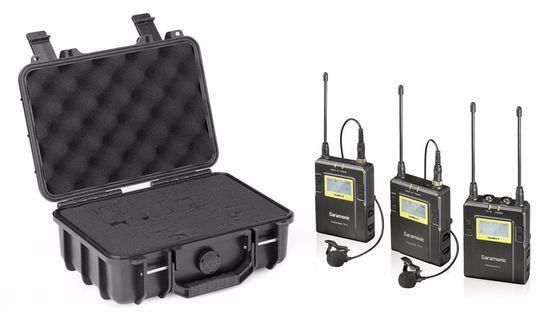 Saramonic UwMic9 (TX9+TX9+RX9) w/ case SR-C8