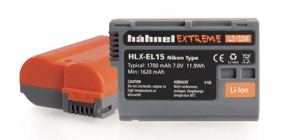Hähnel Extreme akumulátor EN-EL15 pro Nikon