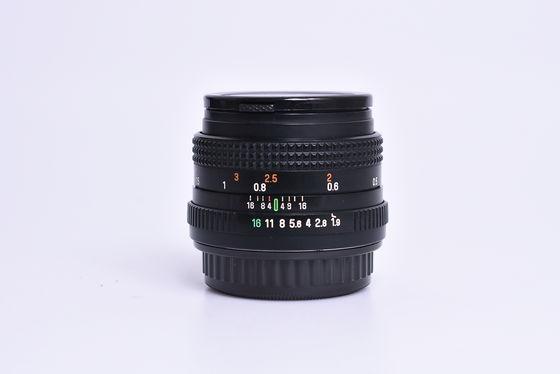 Chinon Auto 50mm f/1,9 pro Pentax K bazar