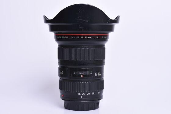 Canon EF 16-35 mm f/2,8 L II USM bazar