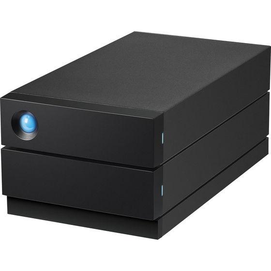 """LaCie 2big RAID 4TB HDD, 3.5"""" USB 3.1 Type C (2× 2TB) RAID"""
