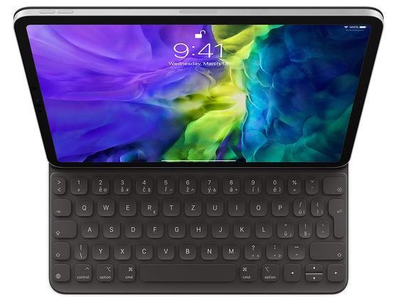 "Apple Smart Keyboard Folio pro 11"" iPad Pro (2020) - česká"