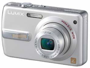 Panasonic DMC-FX50 stříbrný