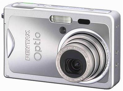 Pentax Optio S7