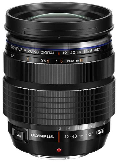 Olympus M.ZUIKO ED 12-40 mm f/2,8 Pro EZ-M1240