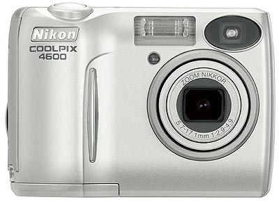 Nikon Coolpix 4600 LP