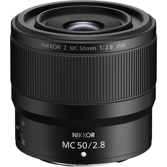Nikon Z 50 mm f/2,8 MC