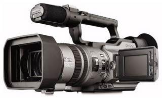 Sony DCR-VX2100E