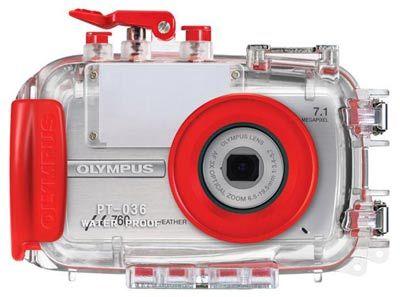 Olympus podvodní pouzdro PT-036