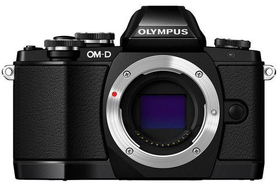 Olympus OM-D E-M10 tělo