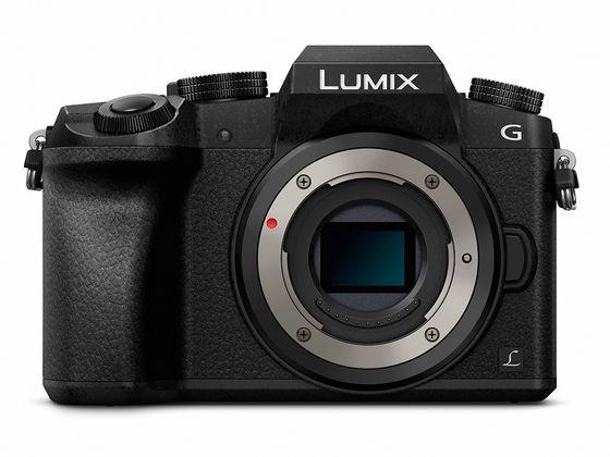 Panasonic Lumix DMC-G7 tělo