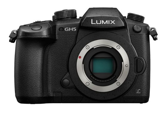 Panasonic Lumix DC-GH5 - Foto kit
