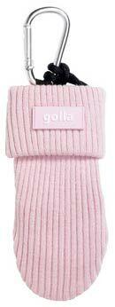 GOLLA CAP MOBIL PONOŽKA G141 světle růžová
