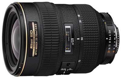 Nikon 28-70 mm F2,8 AF-S ZOOM-NIKKOR D  IF-ED s HB-19 / CL-74