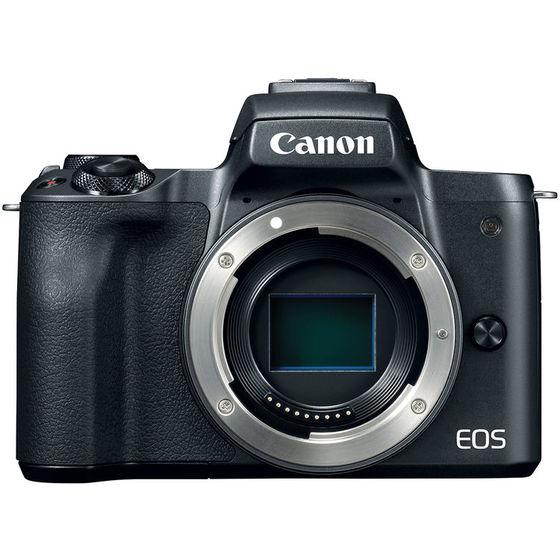 Canon EOS M50 - Foto kit