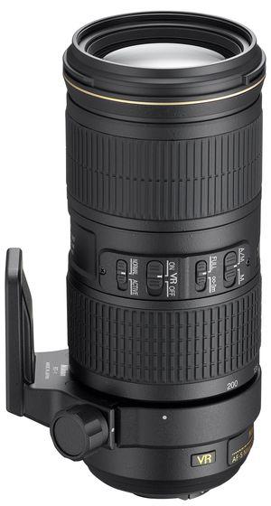 Nikon 70-200 mm f/4,0 AF-S ED VR