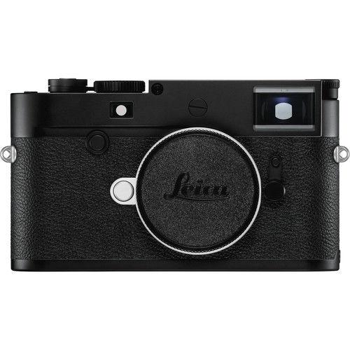 Leica M10-D tělo černé/chrom