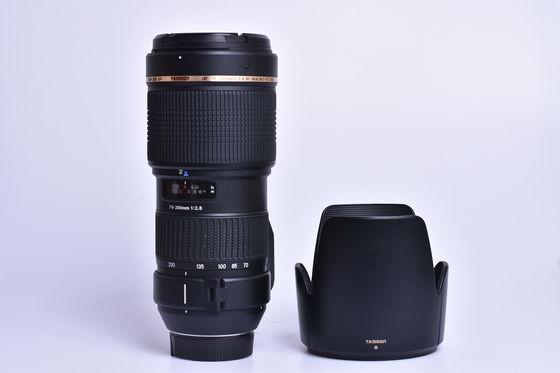 Tamron AF SP 70-200mm f/2,8 Di LD IF Macro pro Nikon bazar
