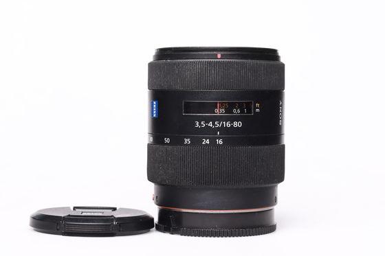 Sony DT 16-80mm f/3,5-4,5 Vario-Sonnar T bazar