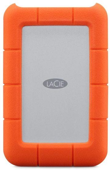 """LaCie Rugged 5TB HDD, 2.5"""" USB 3.1 Type C, hliníkový, odolný"""