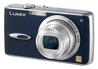 Panasonic DMC-FX01 modrý