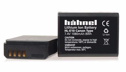 Hähnel akumulátor LP-E10 pro Canon