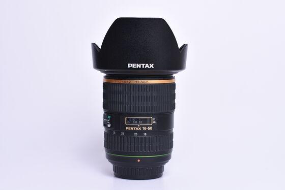 Pentax DA 16-50mm f/2,8 ED AL[IF]SDM bazar