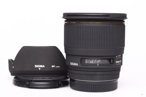 Sigma 28mm f/1,8 EX DG ASPHERICAL MACRO pro Sony bazar