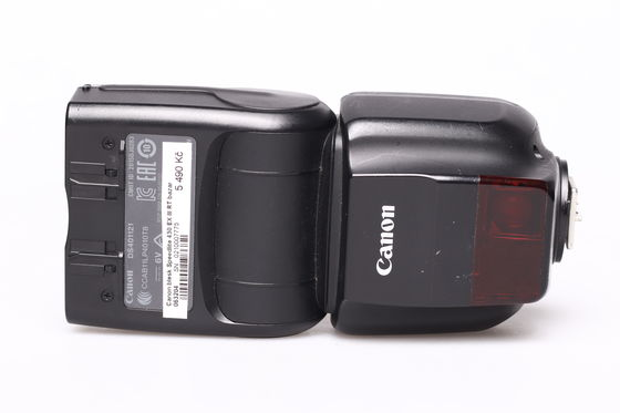 Canon blesk Speedlite 430 EX III RT bazar
