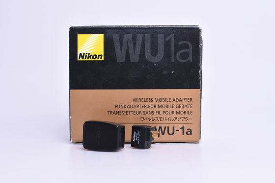 Nikon mobilní adaptér WU-1a bazar