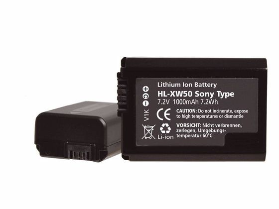 Hähnel akumulátor NP-FW50 pro Sony
